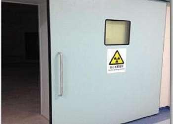 Portas de raio x