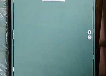 Cotar porta de raio x